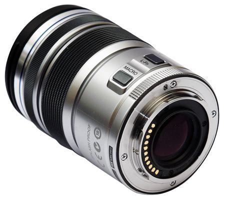 Olympus M.Zuiko Digital ED 12-50mm f/3.5-6.3 EZ Silver