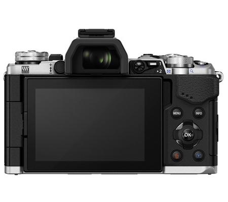 Olympus OM-D E-M5 Mark II kit M.Zuiko Digital ED 12-50mm f/3.5-6.3 EZ Silver