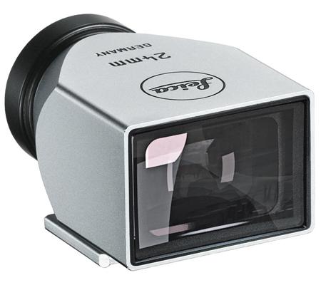 Leica Brightline Finder M- 24 Silver (12027)