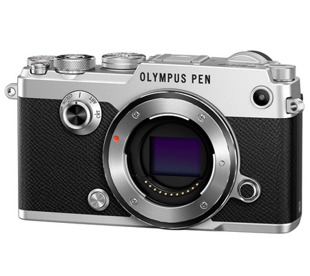 Olympus PEN-F Kit M.Zuiko Digital 17mm f/1.8 Silver