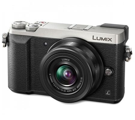 Panasonic Lumix DMC-GX85 kit 12-32mm f/3.5-5.6 Silver