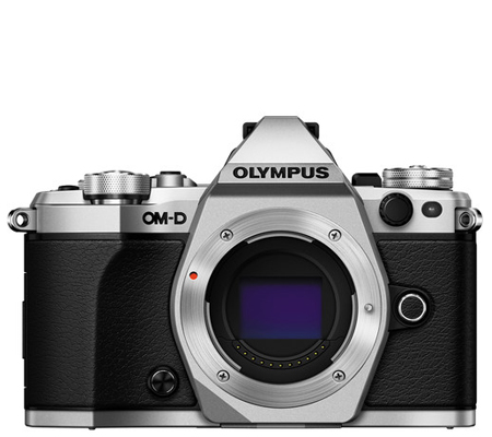 Olympus OMDEM5 Mark II Body Silver