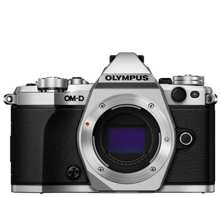 Olympus OMDEM5 Mark II Body Silver