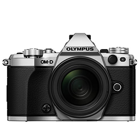 Olympus OM-D E-M5 Mark II kit M.Zuiko Digital ED 12-50mm f/3.5-6.3 EZ Silver
