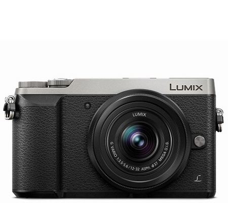 Panasonic Lumix DMC-GX85 kit 12-32mm f/3.5-5.6 Silver