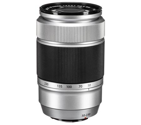 Fujifilm XC50-230mm f/4.5-6.7 OIS Silver