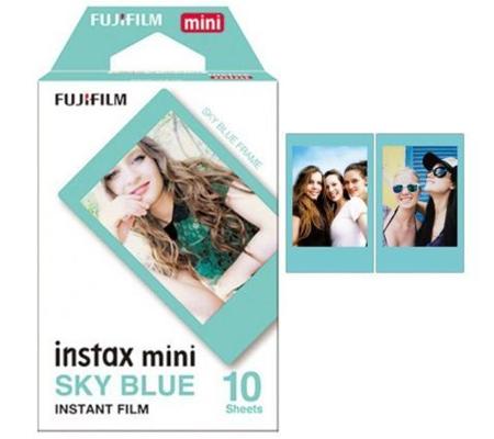 Fujifilm Instax Mini Paper Sky Blue