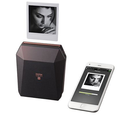 Fujifilm Instax Share Smartphone Printer SP-3 Black