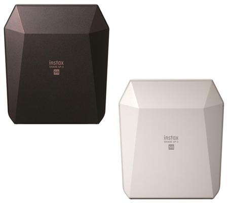 Fujifilm Instax SHARE Smartphone Printer SP-3 White