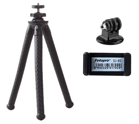 Fotopro UFO II Black + Tripod Mount + Holder SJ-85