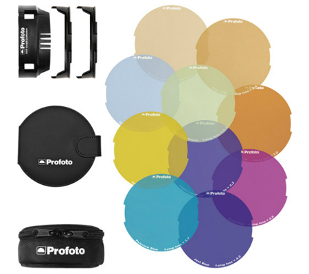 Profoto OCF Color Gel Starter Kit.
