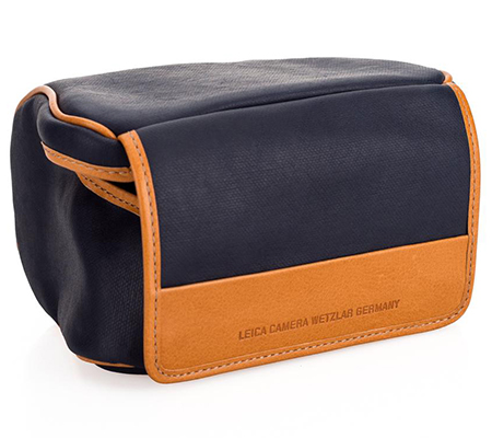 Leica Ettas Pouch Q2 Midnight Blue (19574)