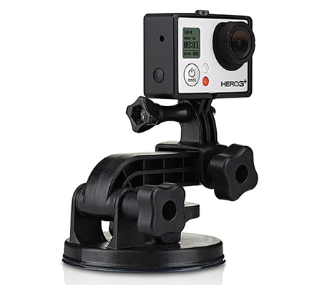 GoPro Suction Cup Mount and Quick Release (AUCMT-302)