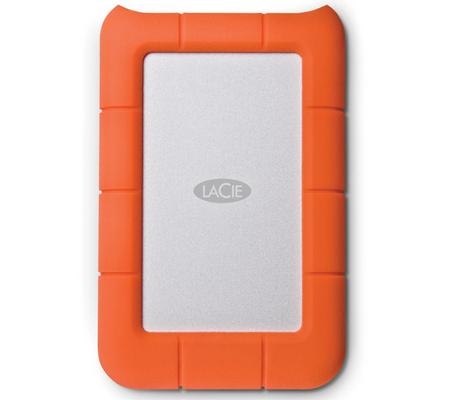 LaCie 1TB Rugged Mini Portable Hard Drive (LAC301558)