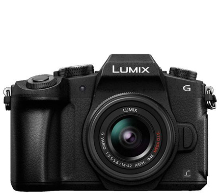 Panasonic Lumix DMC-G85 kit 14-42mm f/3.5-5.6 II MEGA O.I.S
