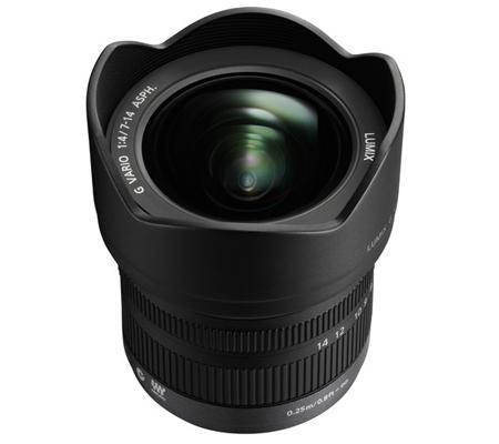 Panasonic Lumix G Vario 7-14mm f/4 ASPH