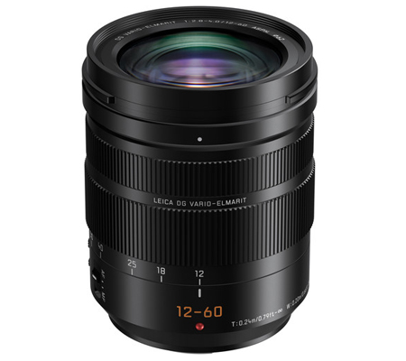 Panasonic Leica DG Vario-Elmarit 12-60mm f/2.8-4 ASPH Power O.I.S