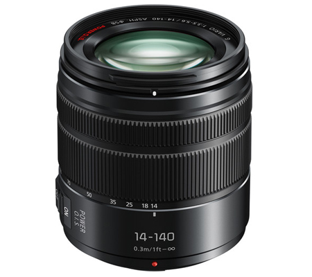 Panasonic Lumix G Vario 14-140mm f/3.5-5.6 ASPH. POWER O.I.S.