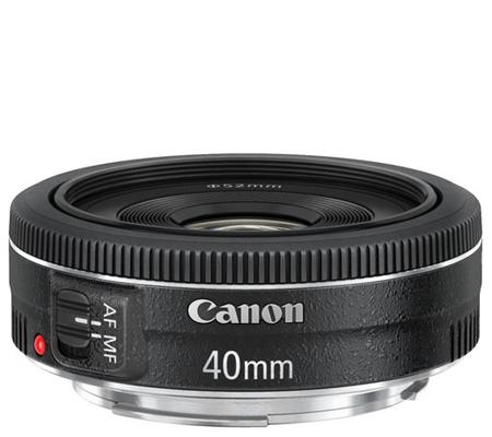 Canon EF 40mm f/2.8 STM