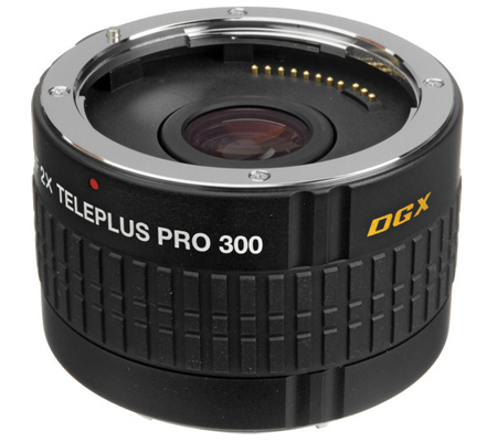 Kenko Teleplus 2X Pro 300 DGX Conversion Lens For Canon