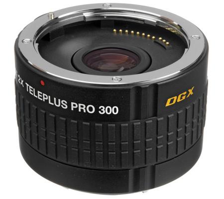 Kenko Teleplus 2X Pro 300 DGX Conversion Lens For Canon
