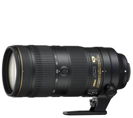 Nikon AF-S 70-200mm f/2.8E FL ED VR
