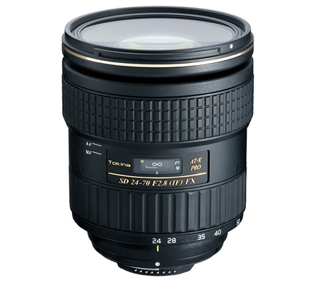 Tokina for Nikon AT-X 24-70mm f/2.8 PRO FX