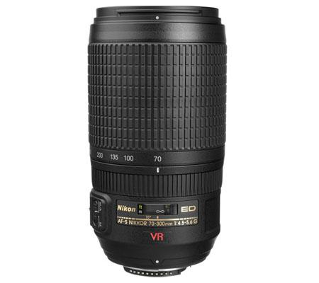 Nikon AF-S 70-300mm f/4.5-5.6G VR IF-ED.