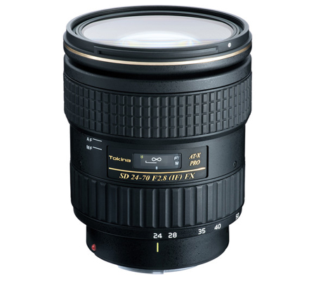 Tokina for Canon AT-X 24-70mm f/2.8 PRO FX