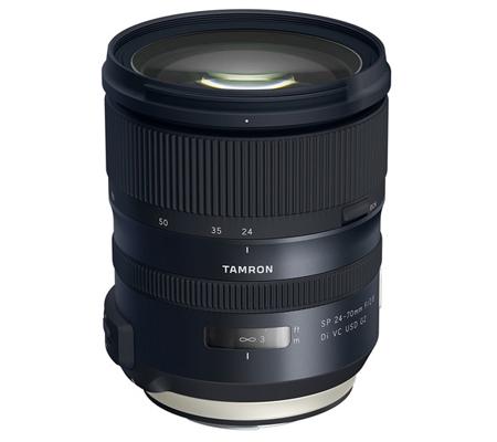 Tamron for Canon SP 24-70mm f/2.8 Di VC USD G2