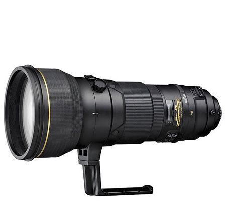 Nikon AF-S 400mm f/2.8G ED (VR Technology) N.