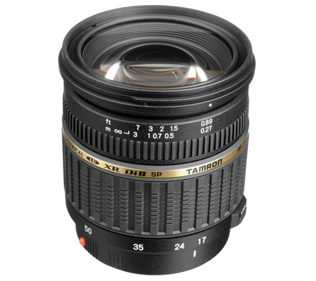Tamron for Nikon SP AF 17-50mm f/2.8 XR Di II Aspherical IF (Built in Motor)