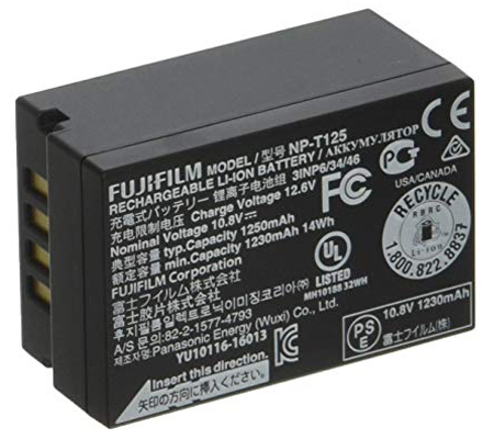 Fujifilm NP-T125 Battery For Fujifilm GFX Series
