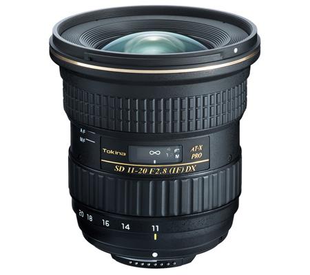 Tokina for Nikon AT-X 11-20mm f/2.8 PRO DX