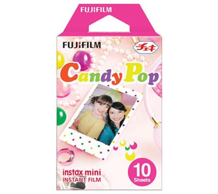 Fujifilm Instax Mini Paper Candy Pop