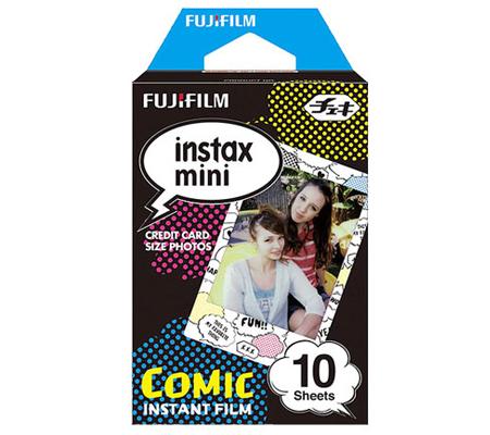 Fujifilm Instax Mini Paper Comic
