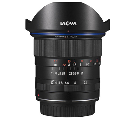 Laowa for Sony E 12mm f/2.8 Zero-D Venus Optics