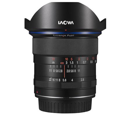 Laowa for Sony FE 12mm f/2.8 Zero-D Venus Optics