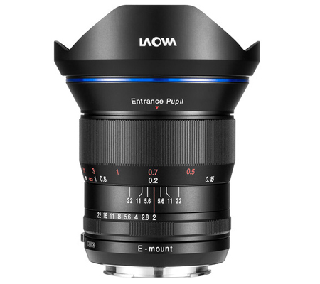Laowa for Sony FE 15mm f/2 FE Zero Venus Optics
