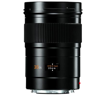 Leica 30mm f/2.8 Elmarit-S ASPH CS (11074)