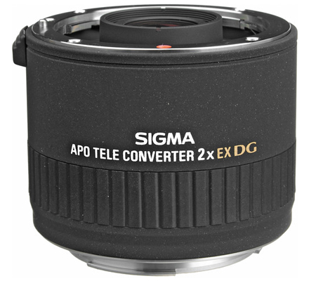 Sigma 2X EX APO Tele-Converter AF for Canon