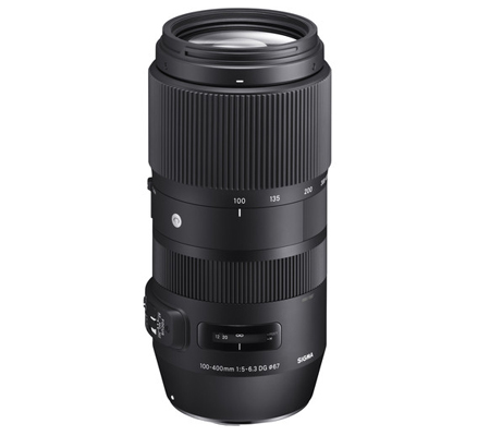 Sigma for Nikon 100-400mm f/5-6.3 DG OS HSM Contemporary (C).