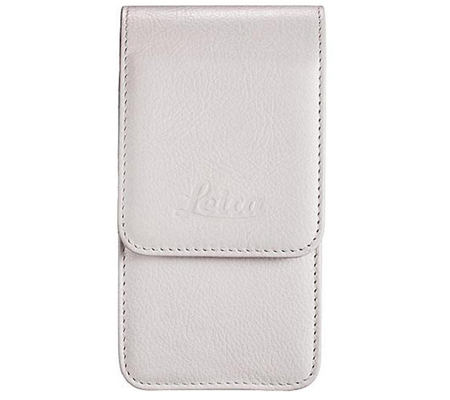 Leica Leather Case White Matt for C-Lux Series (18698)