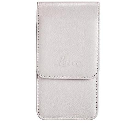 Leica Leather Case White Matt for C-Lux Series (18698)