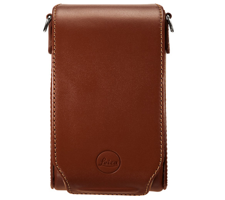 Leica Leather Case Brown for Leica V-Lux 20/ V-Lux 30/ V-Lux 40 (18751)