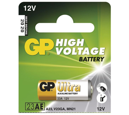 GP High Voltage 23AE Battery
