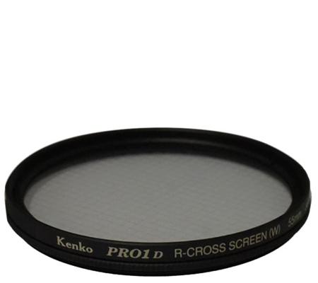 Kenko Pro-1D R-CrossScreen (W) 55mm