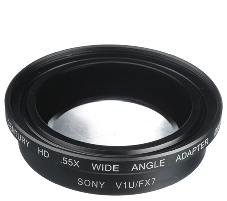 Century Optics (0HD-55WA-SH6) Schneider 0.55X Wide Angle Adapt HD Sony