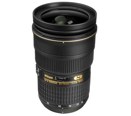 Nikon AF-S 24-70 f/2.8G ED N