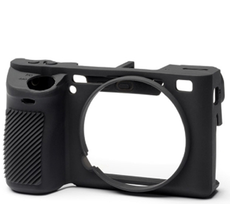 Easy Cover for Sony Alpha A6500 Black